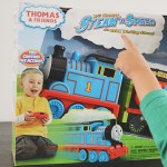 Thomas Steam 'n Speed toy review and giveaway!