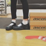 Back to school shoe shopping with The Athlete's Foot