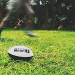 Find out my secret talent and read about family footy fever with a chance to win a pass to an AFL season match of your choice!
