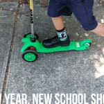School Shoes, Smalls and Sensory Processing Disorder :: Sports Shoes In Disguise :: Review and Giveaway