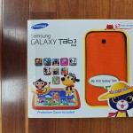 A review of the Samsung GALAXY Tab3 for kids and a chance to win something handy!