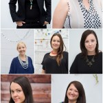 50+ blogger headshots in two days and other reasons I missed everything said at the ProBlogger Event