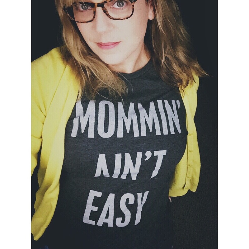 mom squad : sesame ellis