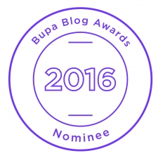 SesameEllis.com Bupa Blog Awards Nominee
