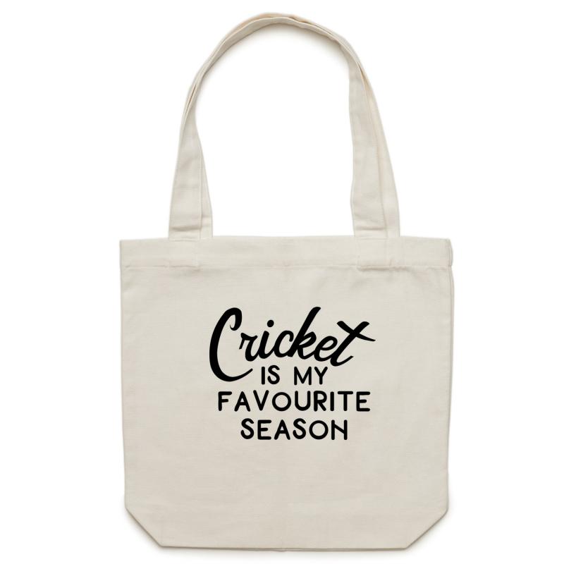 custom printed cricket tote bag order online